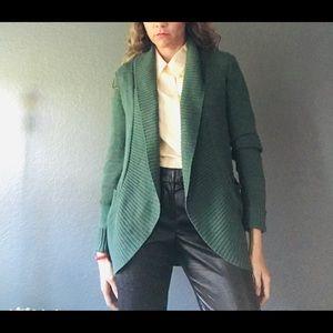 Silence noise Green Cardigan Size Xs.